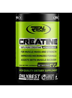 REAL PHARM Creatine Monohydrate 300tab
