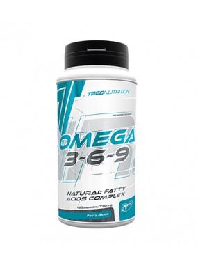 TREC Omega 3-6-9 120cap