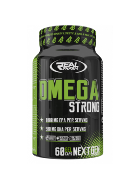 REAL PHARM Omega Strong 60cap