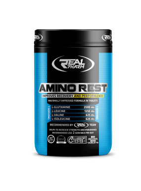 REAL PHARM Amino Rest 300tab