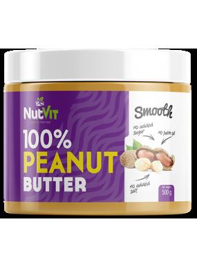 NUTVIT Peanut Butter 100% 500g