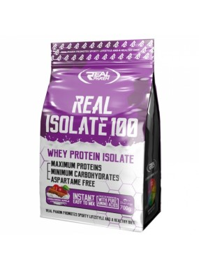 REAL PHARM Real Isolate 100 700g