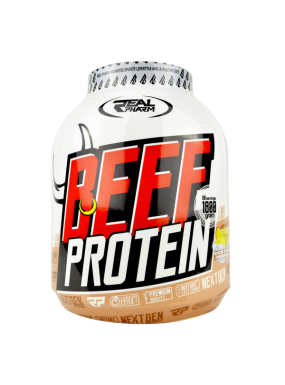 REAL PHARM Beef Protein 1800g
