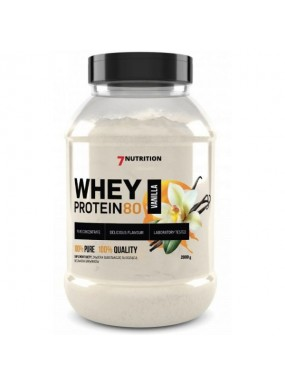 7NUTRITION Whey Protein80 2000g