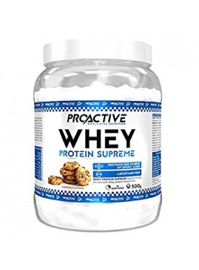 PROACTIVE Whey Protein Supreme 500g