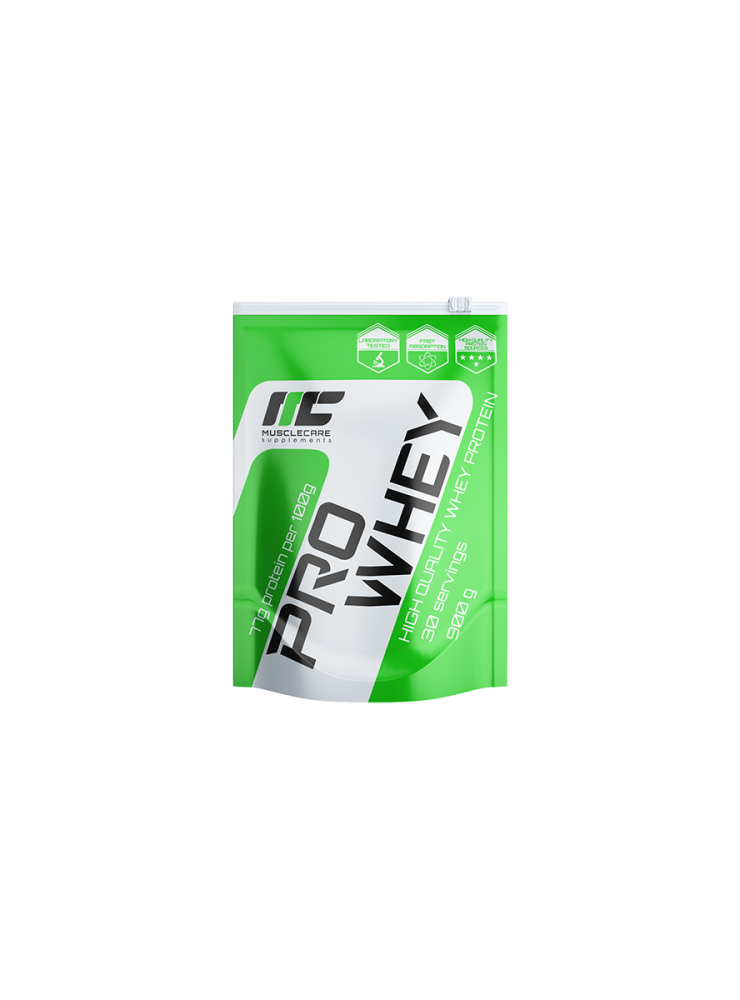 MUSCLE CARE Pro Whey 900g