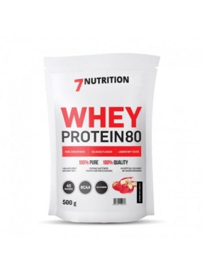 7NUTRITION Whey Protein80 500g