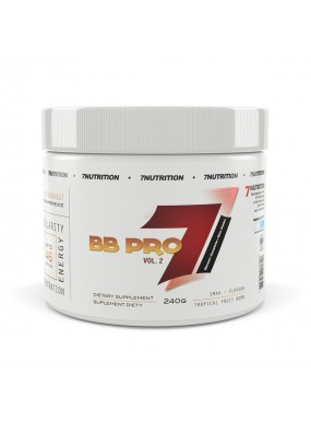 7NUTRITION BB-Pro 240g
