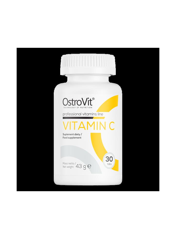 OSTROVIT Vitamin C 30tab