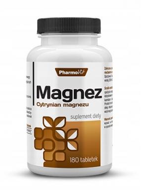 PHARMOVIT Magnez 180cap