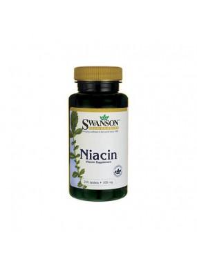 SWANSON Niacin 250cap