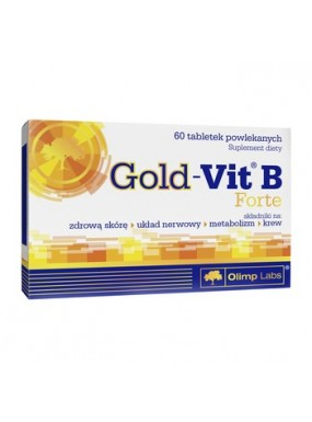 OLIMP Gold Vit. B Forte 60tab