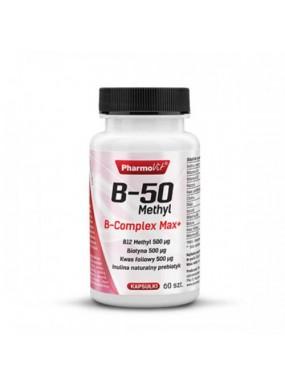 PHARMOVIT B-50 60cap