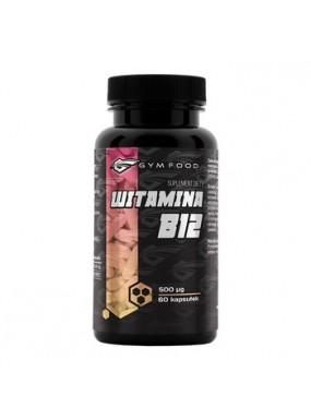 GYM FOOD Witamina B12 60cap