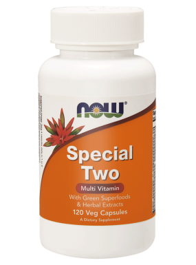 NOW FOODS Special Two 120cap