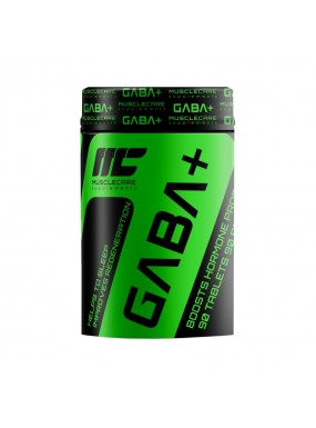 MUSCLE CARE GABA+ 90tab