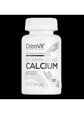 OSTROVIT D3+K2 Calcium 90tab