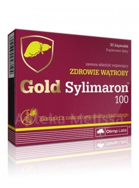 OLIMP Gold Sylimaron 30cap