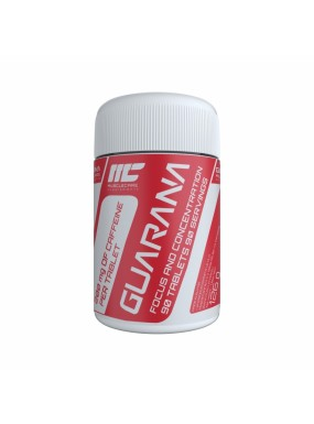 MUSCLE CARE Guarana 90tab