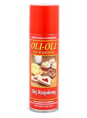 OLI-OLI Olej Rzepakowy Spray 170g
