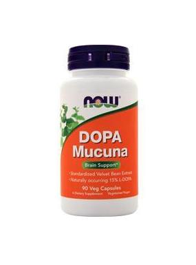 NOW FOODS Dopa Mucuna 90cap