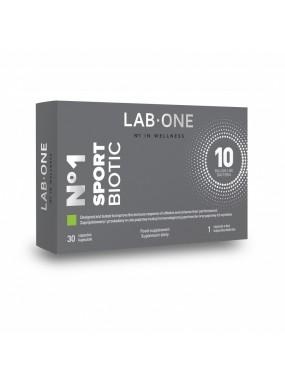 LAB ONE Sport Biotic No.1 30cap