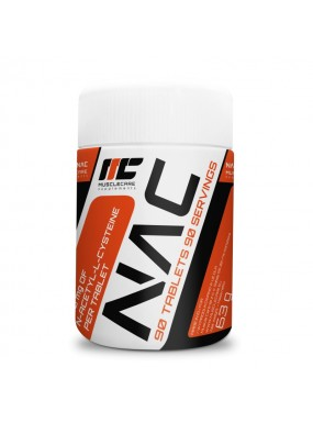 MUSCLE CARE NAC 90tab