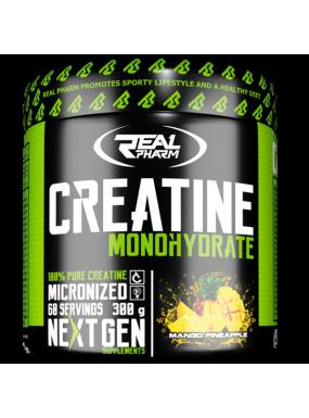 REAL PHARM Creatine Monohydrate 300g