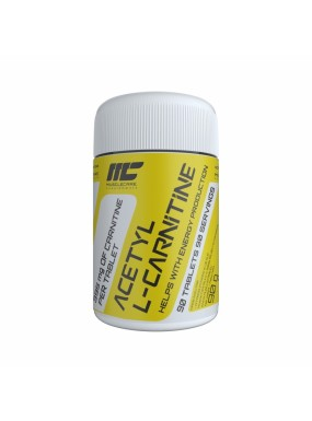 MUSCLE CARE Acetyl L-Carnitine 90tab