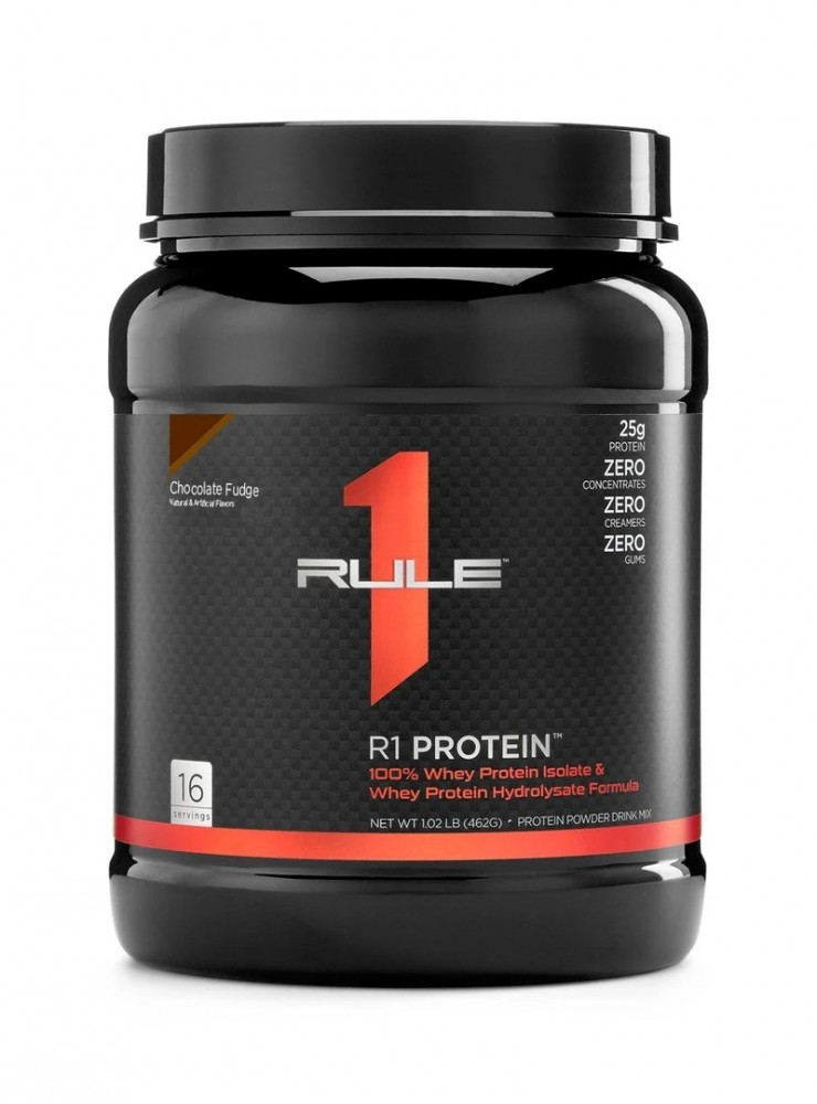 RULE1 R1 Protein Isolate + Hydrolysate 1lb