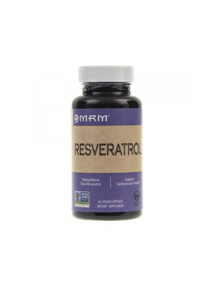 MRM Resveratrol 60cap