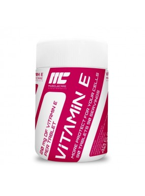 MUSCLE CARE Vitamin E 90tab