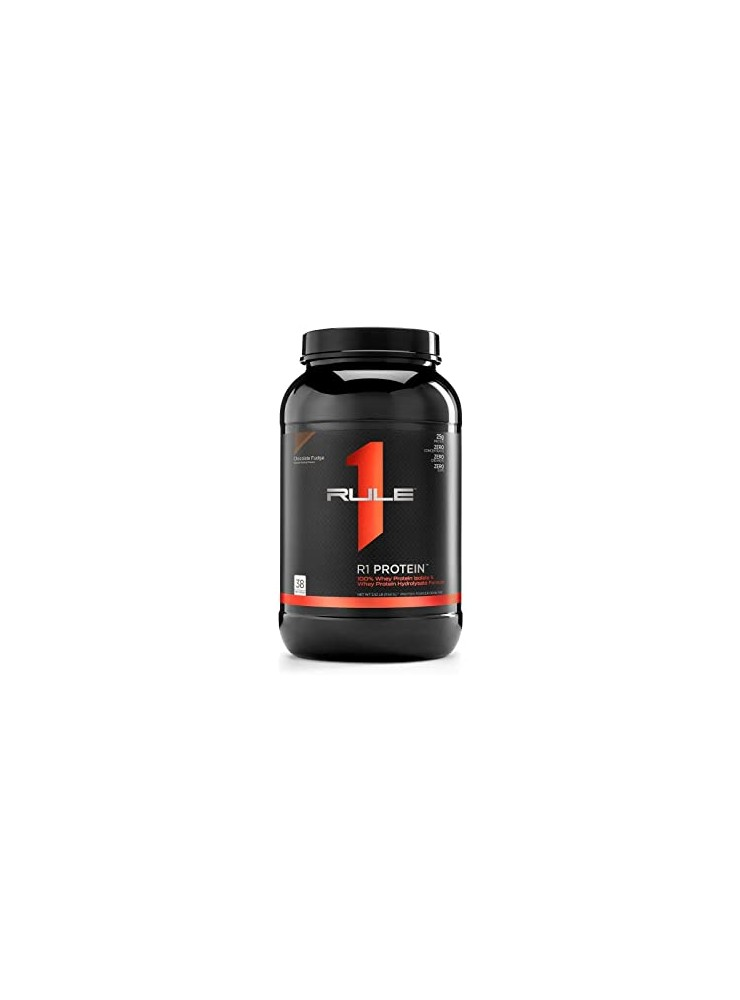 RULE1 R1 Protein Isolate + Hydrolysate 2lb
