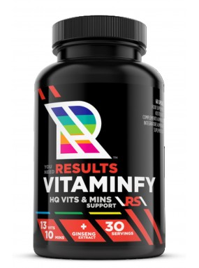 RESULTS Vitaminfy 60cap