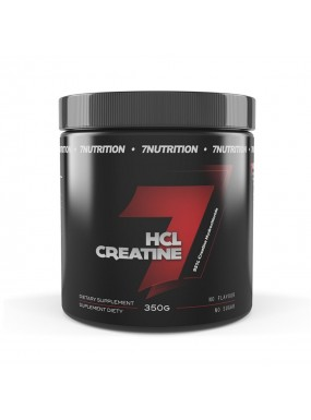 7NUTRITION Creatine HCL 350g