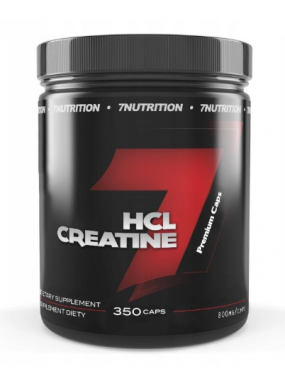 7NUTRITION Creatine HCL 350cap