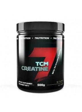 7NUTRITION Creatine TCM 500g
