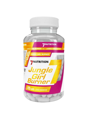 7NUTRITION Jungle Girl Burner 120cap
