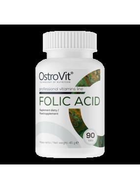OSTROVIT Folic Acid 90tab