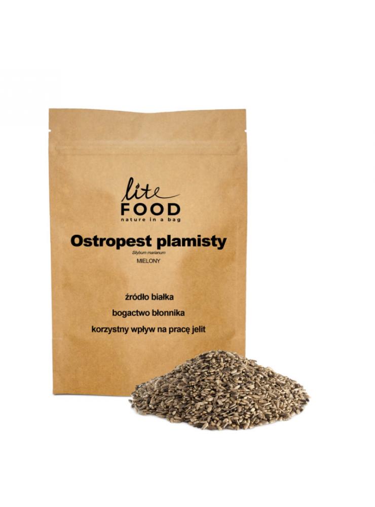 LITE FOOD Ostropest Plamisty 500g