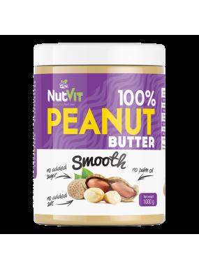 NUTVIT Peanut Butter 100% 1000g
