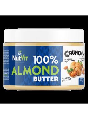 NUTVIT Almond Butter 100% 500g