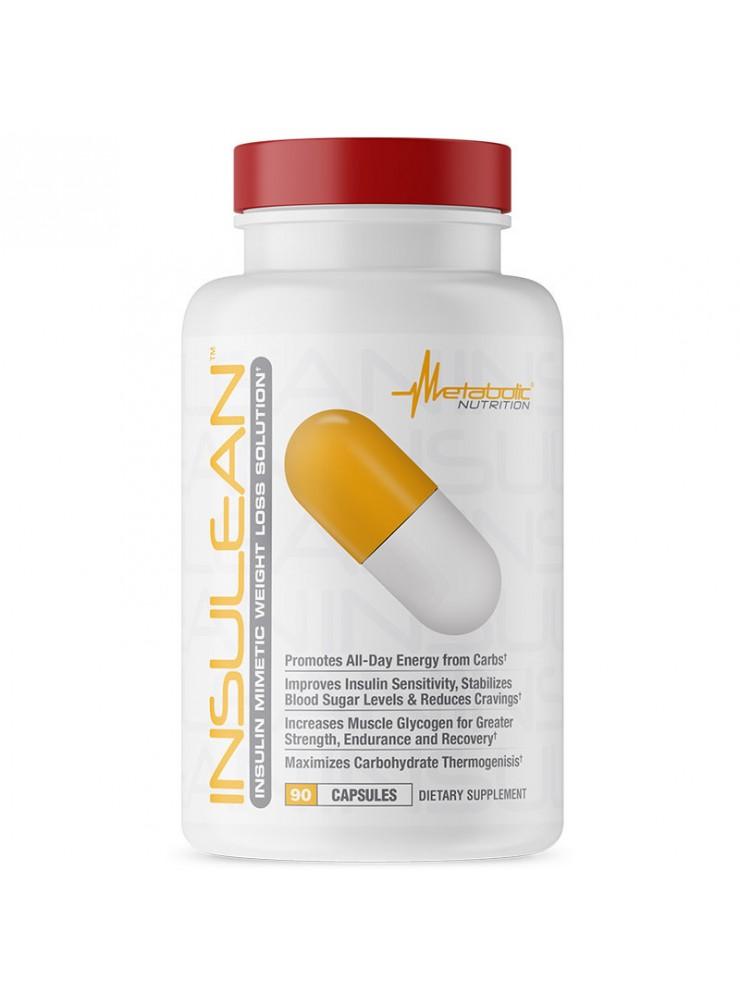 METABOLIC NUTRITION Insulean 90cap