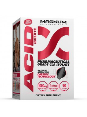 MAGNUM NUTRACEUTICALS Acid Isolate 90cap