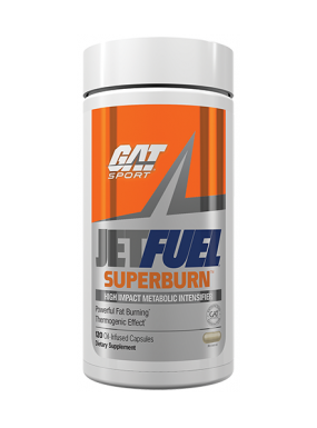 GAT SPORT Jet Fuel Superburn 120cap