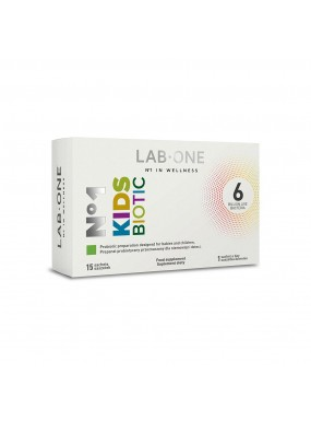 LAB ONE KidsBiotic 15sach