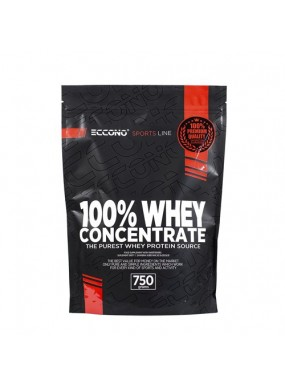 ECCONO 100% Whey Concentrate 750g