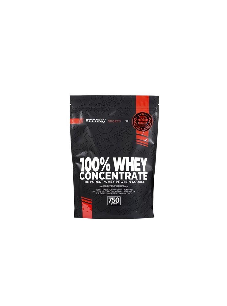 ECCONO 100% Whey Concentrate 750g