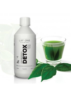 LAB ONE Chlorophyl DETOX 500ml