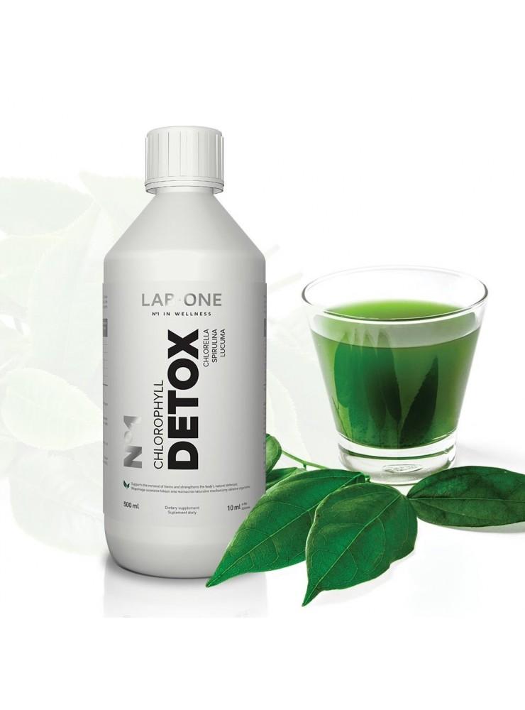 LAB ONE Chlorophyl DETOX 500ml
